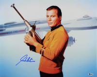 "William Shatner Signed ""Star Trek"" 16x20 Photo (Beckett COA) at PristineAuction.com"