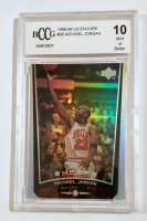 Michael Jordan 1998-99 Upper Deck Encore #95 (BCCG 10) at PristineAuction.com