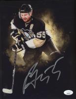 Sergei Gonchar Signed Penguins 8x10 Photo (JSA COA) at PristineAuction.com
