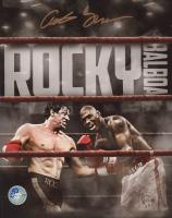 "Antonio Tarver Signed ""Rocky Balboa"" 8x10 Photo (Pro Player Hologram) at PristineAuction.com"