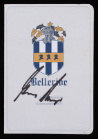 Gary Player Signed Bellerive Country Club Championships Score Card (PSA COA) at PristineAuction.com