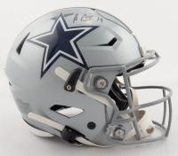 Amari Cooper Signed Cowboys Full-Size Authentic On-Field SpeedFlex Helmet (JSA COA) at PristineAuction.com