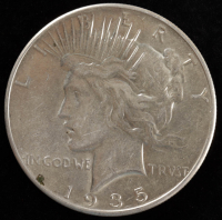 1935-S $1 Peace Silver Dollar at PristineAuction.com