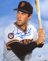 Will Clark Signed Giants 8x10 Photo (PSA COA) at PristineAuction.com