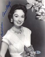 """Ann Blyth Signed 8x10 Photo Inscribed """"Best Wishes"""" (Beckett COA) (See Description) at PristineAuction.com"""