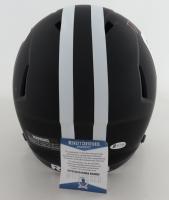 "DeVonta Smith Signed Alabama Crimson Tide Full-Size Eclipse Alternate Speed Helmet Inscribed ""Heisman 2020"" (Beckett COA) at PristineAuction.com"