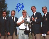 John Daly Signed 8x10 Photo (PSA COA) at PristineAuction.com