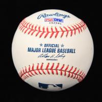 "Frank Robinson Signed OML Baseball Inscribed ""HOF 82"" (PSA COA) at PristineAuction.com"