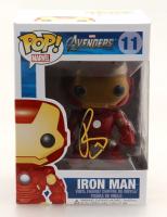 "Robert Downey Jr. Signed ""The Avengers"" #11 Iron Man Funko Pop! Vinyl Figure (ACOA Hologram) at PristineAuction.com"