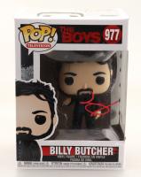 "Karl Urban Signed ""The Boys"" #977 Billy Butcher Funko Pop! Vinyl Figure (PSA Hologram) at PristineAuction.com"
