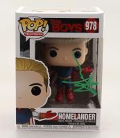 """Anthony Starr Signed """"The Boys"""" #978 Homelander Funko Pop! Vinyl Figure (JSA Hologram) at PristineAuction.com"""