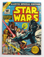 """1977 """"Star Wars"""" Vol. 1 Issue #2 Marvel Special Edition Comic Book (See Description) at PristineAuction.com"""