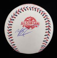 Mookie Betts Signed OML 2018 All-Star Game Baseball (JSA COA) at PristineAuction.com