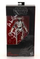 """Phoebe Waller-Bridge Signed """"Star Wars"""" L3-37 Figurine Inscribed """"Rebellion!"""" (JSA Hologram) at PristineAuction.com"""