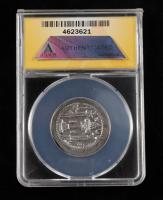 Peroz (AD 457-484) Sasanian Empire AR Drachm Ancient Silver Coin (ANACS EF45) at PristineAuction.com