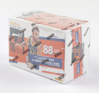 2020-21 Panini Donruss Basketball Trading Cards Blaster Box with (11) Packs (See Description) at PristineAuction.com