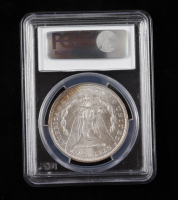 1886 Morgan Silver Dollar (PCGS MS63) (Toned) at PristineAuction.com