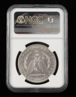 1887 Morgan Silver Dollar (NGC UNC Details) at PristineAuction.com