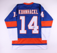 Tom Kuhnhackl Signed Jersey (Beckett COA) at PristineAuction.com