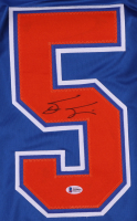 Steve Smith Signed Jersey (Beckett COA) at PristineAuction.com