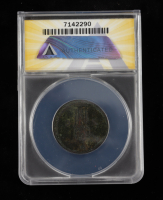 Vespasian (A.D. 69-79) Roman Empire AE Ancient Coin (ANACS VG8) at PristineAuction.com
