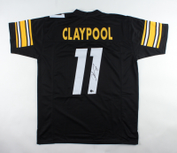 Chase Claypool Signed Jersey (Beckett Hologram) at PristineAuction.com