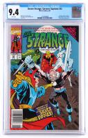 "1991 ""Doctor Strange, Sorcerer Supreme"" Issue #32 Marvel Comic Book (CGC 9.4) at PristineAuction.com"