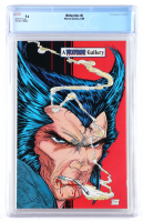 """1989 """"Wolverine"""" Issue #6 Marvel Comic Book (CGC 9.6) at PristineAuction.com"""