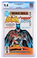 """1981 """"The Brave and the Bold"""" Issue #181 Marvel Comic Book (CGC 9.4) at PristineAuction.com"""