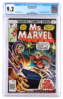 """1977 """"Ms. Marvel"""" Issue #4 Marvel Comic Book (CGC 9.2) at PristineAuction.com"""