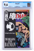 "1993 ""Batman"" Issue #497 DC Comic Book (CGC 9.6) at PristineAuction.com"