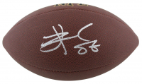 Travis Kelce Signed NFL Football (Beckett COA) at PristineAuction.com