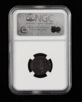 Victorinus (A.D. 269-271) Romano Gallic Empire BI Double Denarius Ancient Roman Coin - South Petherton Hoard (NGC VF) at PristineAuction.com