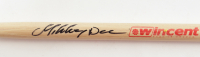 Mikkey Dee Signed Drumstick (AutographCOA COA) at PristineAuction.com