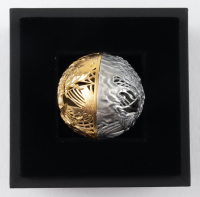 2021 Samoa $5 Heaven & Hell Spherical 2oz .999 Fine Silver Coin at PristineAuction.com