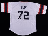 Carlton Fisk Signed Jersey (JSA Hologram) at PristineAuction.com