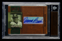Johnny Bench 2004 Prime Cuts MLB Icons Signature #MLB4 #34/50 (BGS Encapsulated) at PristineAuction.com