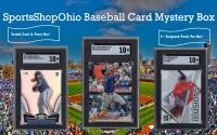 SportsShopOhio Baseball Card Mystery Box Series 2 at PristineAuction.com