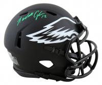 Randall Cunningham Signed Eagles Eclipse Alternate Speed Mini Helmet (Beckett Hologram) at PristineAuction.com