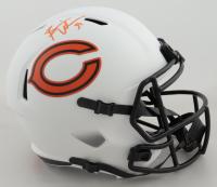 Brian Urlacher Signed Bears Full-Size Lunar Eclipse Alternate Speed Helmet (Beckett COA) at PristineAuction.com