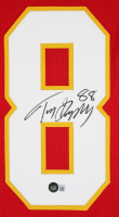 Tony Gonzalez Signed Jersey (Beckett Hologram) at PristineAuction.com