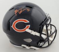Brian Urlacher Signed Bears Full-Size Speed Helmet (Beckett COA) at PristineAuction.com