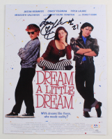 "Corey Feldman Signed ""Dream A Little Dream"" 11x14 Photo (PSA Hologram) at PristineAuction.com"