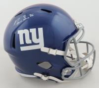 Darius Slayton Signed Giants Full-Size Speed Helmet (JSA COA) (See Description) at PristineAuction.com