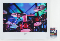 """Neal Peart Signed LE Rush 16x20 Photo Inscribed """"10-11-07"""" (JSA COA) at PristineAuction.com"""