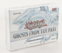 Yu-Gi-Oh Ghosts from the Past Booster Box with (63) Cards at PristineAuction.com