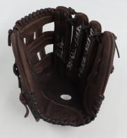 Nolan Ryan Signed Rawlings Baseball Glove with Multiple Inscriptions (JSA COA) at PristineAuction.com