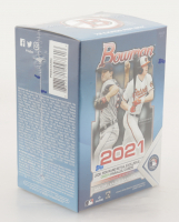 2021 Bowman Baseball Hobby Box with (6) Packs at PristineAuction.com