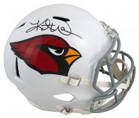 Kurt Warner Signed Cardinals Full-Size Speed Helmet (Beckett Hologram) at PristineAuction.com