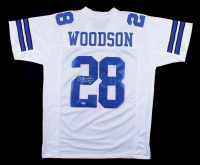 Darren Woodson Signed Jersey (Beckett COA) at PristineAuction.com